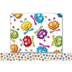 Colorful Critters Border, CD-108107