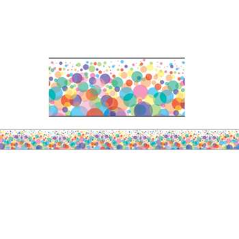 Bubbles Border By Carson Dellosa