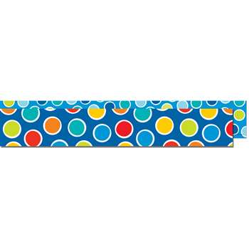 Shop Bubbly Blues Border - Cd-108179 By Carson Dellosa