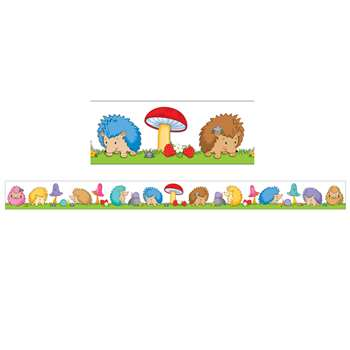 Happy Hedgehogs Straight Border, CD-108200
