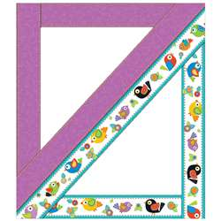 Boho Birds Straight Borders, CD-108207