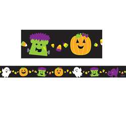 Halloween Straight Border, CD-108227