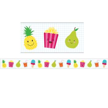 School Pop Pop Delight Straight Border, CD-108259
