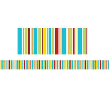 Hipster Stripes Straight Borders, CD-108270
