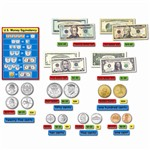 Us Money Bulletin Board Set By Carson Dellosa
