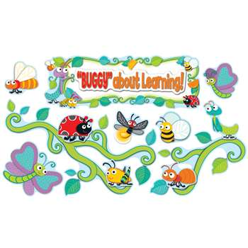 Shop Buggy For Bugs Bbs - Cd-110238 By Carson Dellosa