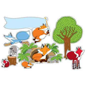 Playful Foxes Bbs, CD-110275