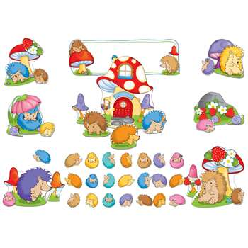 Happy Hedgehogs Bb Set, CD-110281