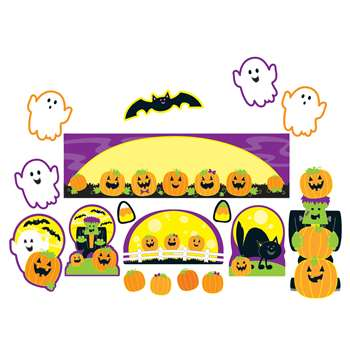 Halloween Mini Bulletin Board Set, CD-110305