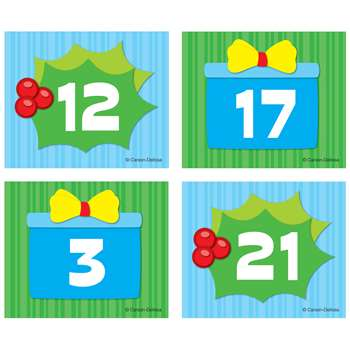 Shop Holly Gift Calendar Cover Ups - Cd-112554 By Carson Dellosa