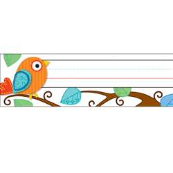 Boho Birds Desk Name Plates By Carson Dellosa