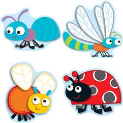 Shop Buggy For Bugs Cut Outs - Cd-120139 By Carson Dellosa