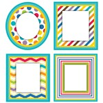 Shop Color Me Bright Cut Outs - Cd-120143 By Carson Dellosa