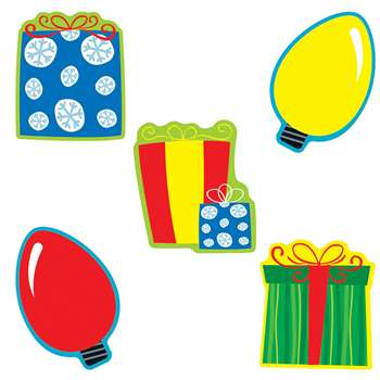 Gifts & Lights Cut Outs, CD-120175