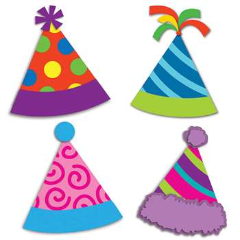 Party Hats Cut Outs, CD-120197