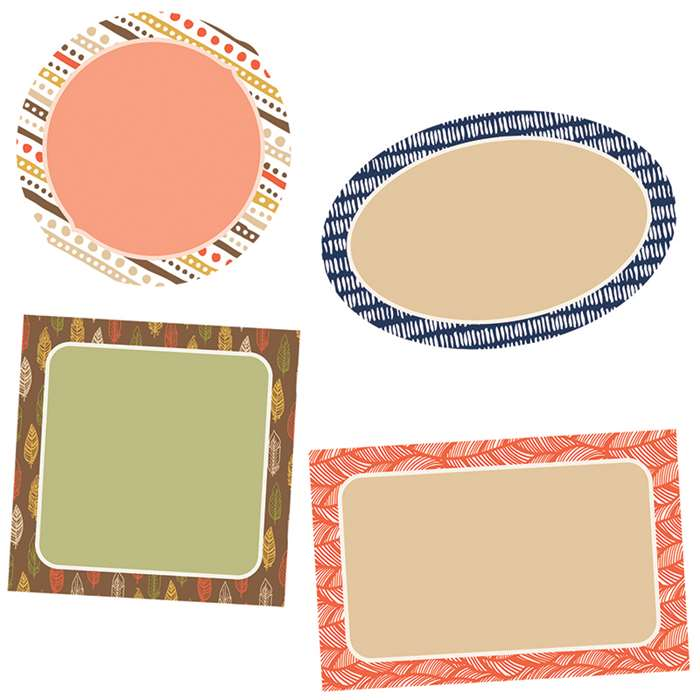 You-Nique Small Frames Cut Outs, CD-120206