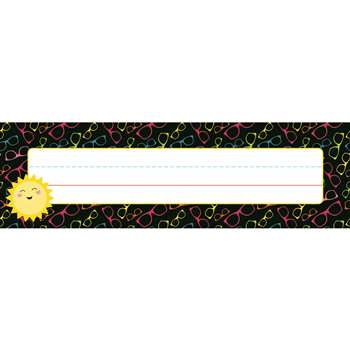 School Pop Nameplates, CD-122130