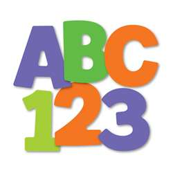 Color Splash Ez Letters Gr Pk-12, CD-130065