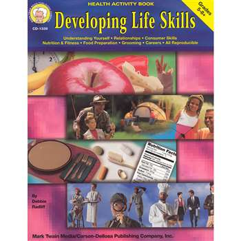 Developing Life Skills Gr 5-8 By Carson Dellosa