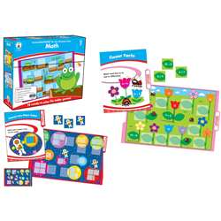Math Game Gr 2 By Carson Dellosa