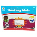 Center Solutions Thinking Mats Gr 1 By Carson Dellosa