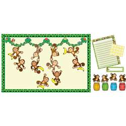 Monkey Bulletin Board Essentials Set, CD-144191