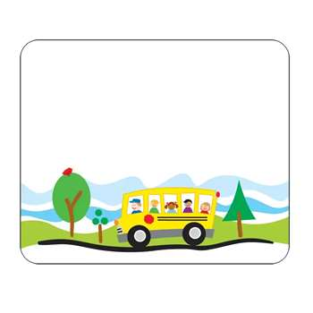 School Bus Name Tags By Carson Dellosa