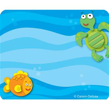 Sea Life Name Tags By Carson Dellosa