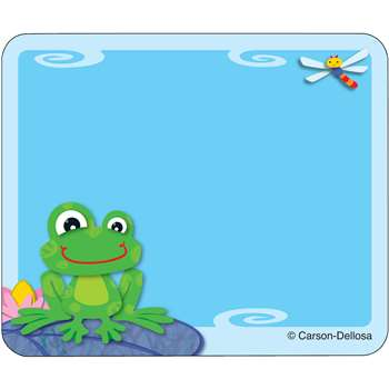 Funky Frogs Name Tags By Carson Dellosa