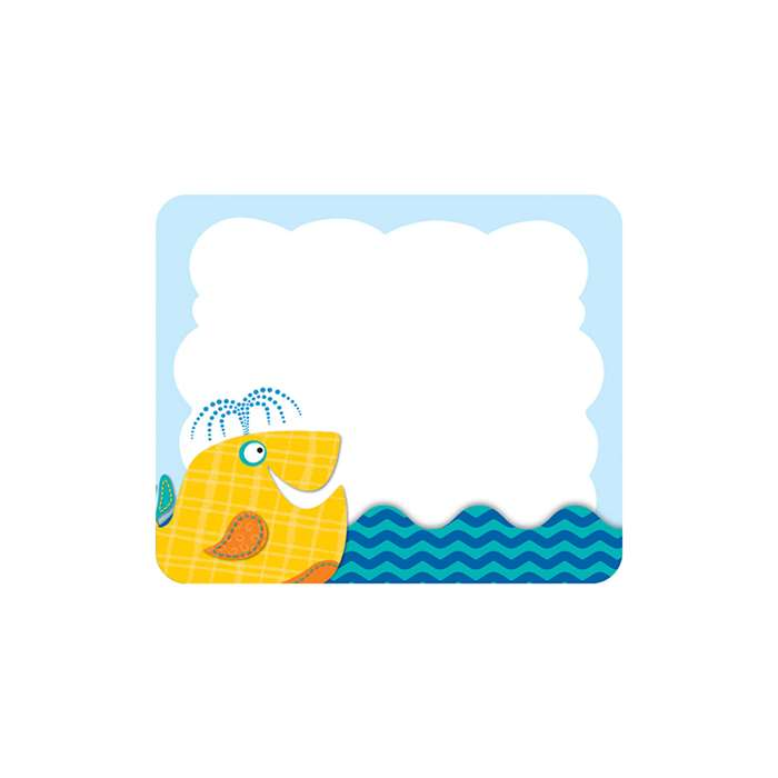 Shop Seaside Splash Name Tags - Cd-150038 By Carson Dellosa