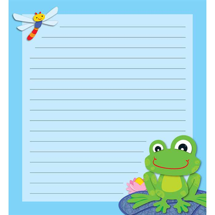 Funky Frog Notes By Carson Dellosa