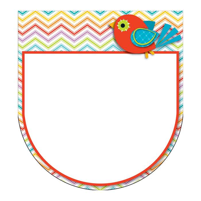 Shop Chevron Notepad - Cd-151075 By Carson Dellosa