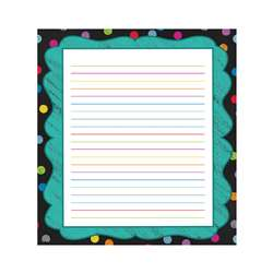 Colorful Chalkboard Notepads Gr Pk-8, CD-151077