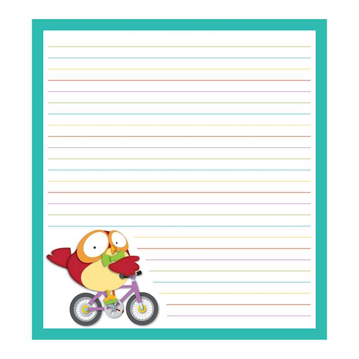 Owl Pals Notepad, CD-151078