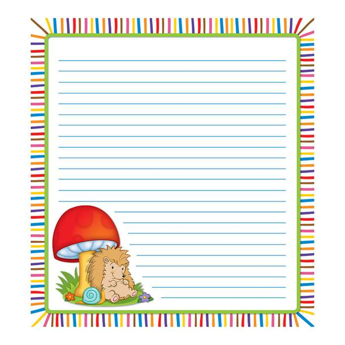 Happy Hedgehogs Notepad, CD-151079