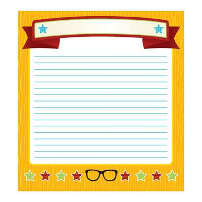 Hipster Notepad, CD-151086