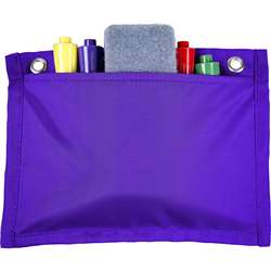 Board Buddies Purple Pocket Charts, CD-158562
