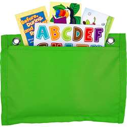 Board Buddies Lime Pocket Charts, CD-158564