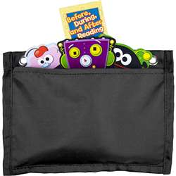 Board Buddies Black Pocket Charts, CD-158568