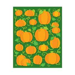 Pumpkins Shape Stickers 96Pk By Carson Dellosa