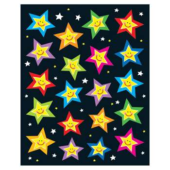 Stars Shape Stickers 120Pk By Carson Dellosa