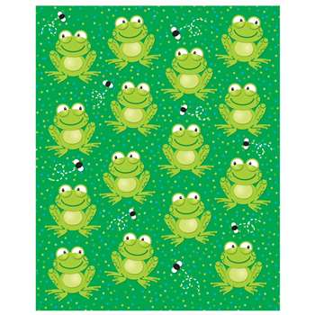 Frogs Shape Stickers 90Pk By Carson Dellosa