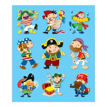 Pirates Prize Pack Stickers By Carson Dellosa
