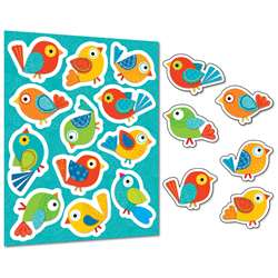 Boho Birds Stickers By Carson Dellosa