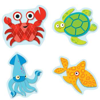 Shop Seaside Splash Stickers - Cd-168151 By Carson Dellosa