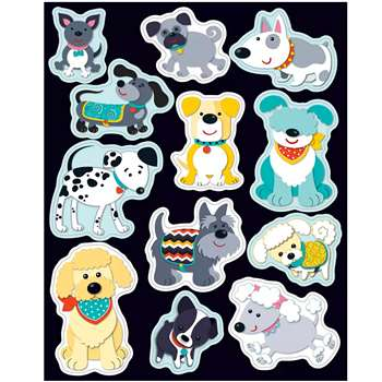 Shop Hot Diggity Dogs Stickers - Cd-168157 By Carson Dellosa