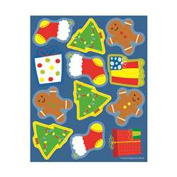 Holiday Shape Stickers, CD-168194