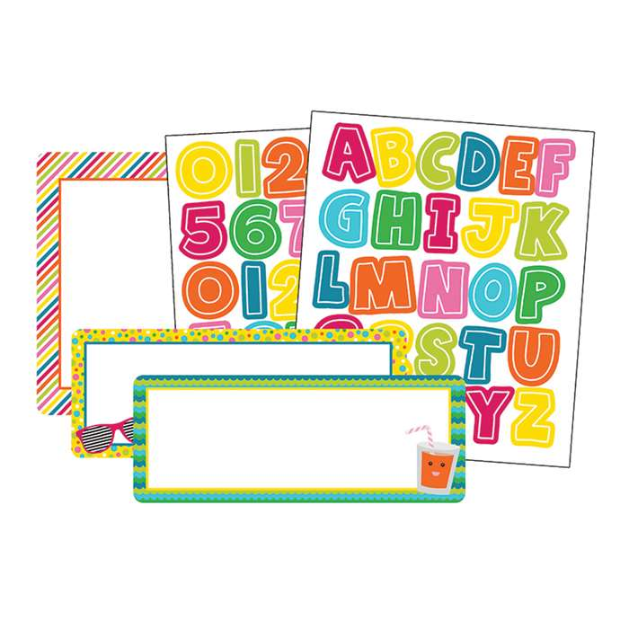 School Pop Stickers, CD-168202