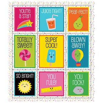 School Pop Prize Pack Stickers, CD-168208