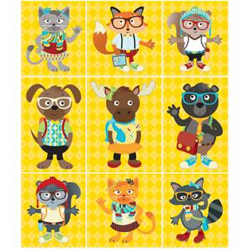 Hipster Prize Pack Stickers, CD-168214